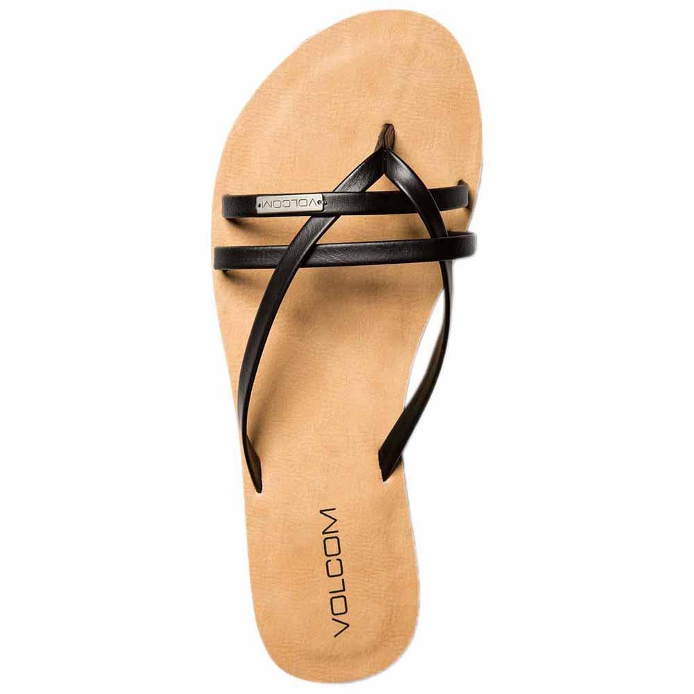 dda2f031f9450c Volcom Lookout 2 Sandal - Black buy and offers on Dressinn