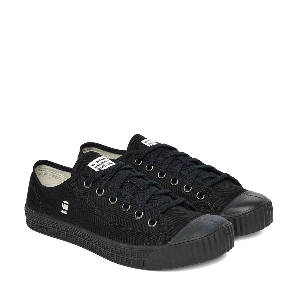 G-Star - Rovulc Hb Low - Mens Trainers Cheap Online - Black