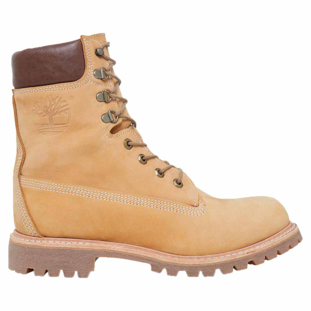 Timberland Icon USA Made 8 Inch Stretch Marrone cdafc292fdd