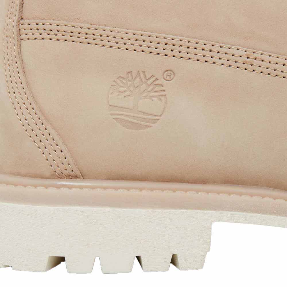 Timberland 6 Premium Boot Width Wide Beige, Dressinn Laarzen