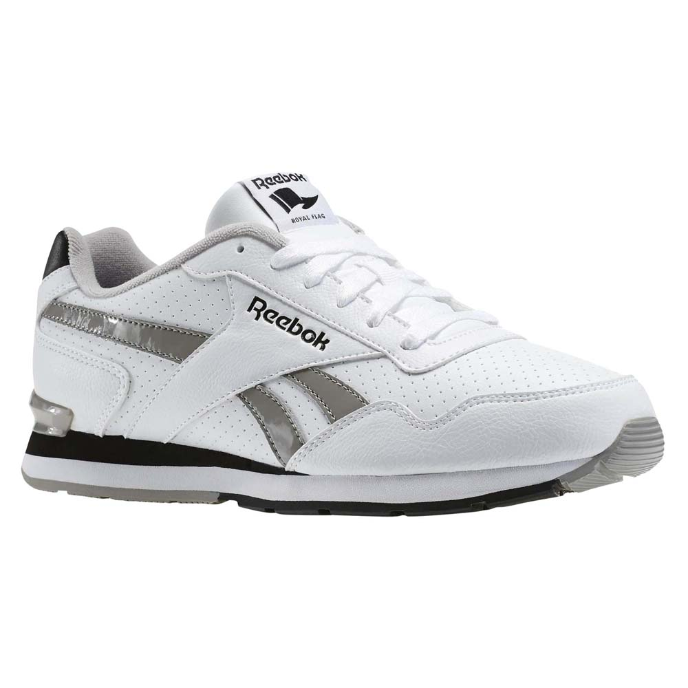 d5ada0b41af8 Reebok Royal Glide S Clip White buy and offers on Dressinn
