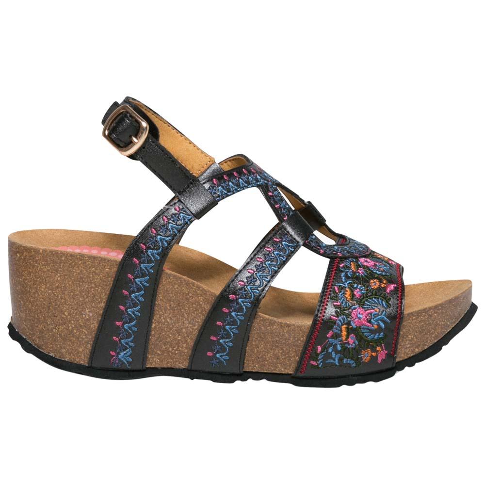 Desigual shoes Bio 9 Anissa White Flower