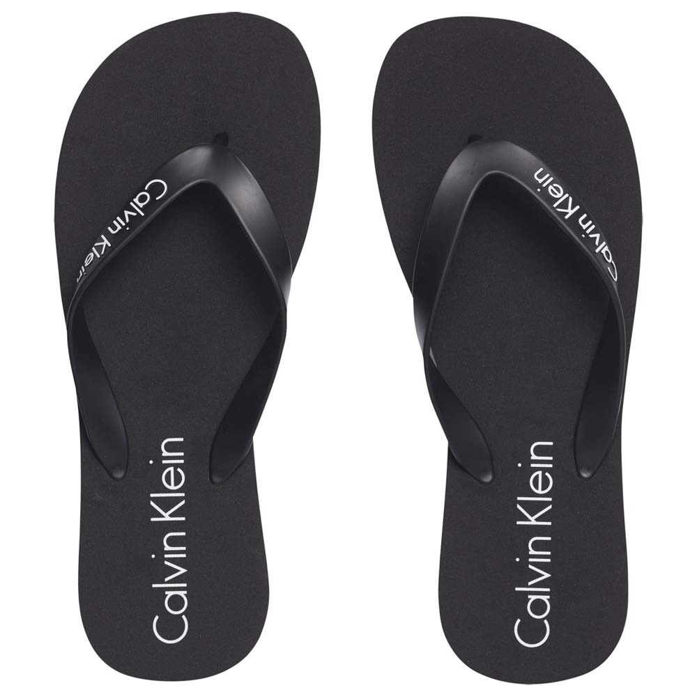55993147fab Calvin klein Ff Sandal Solid Black buy and offers on Dressinn