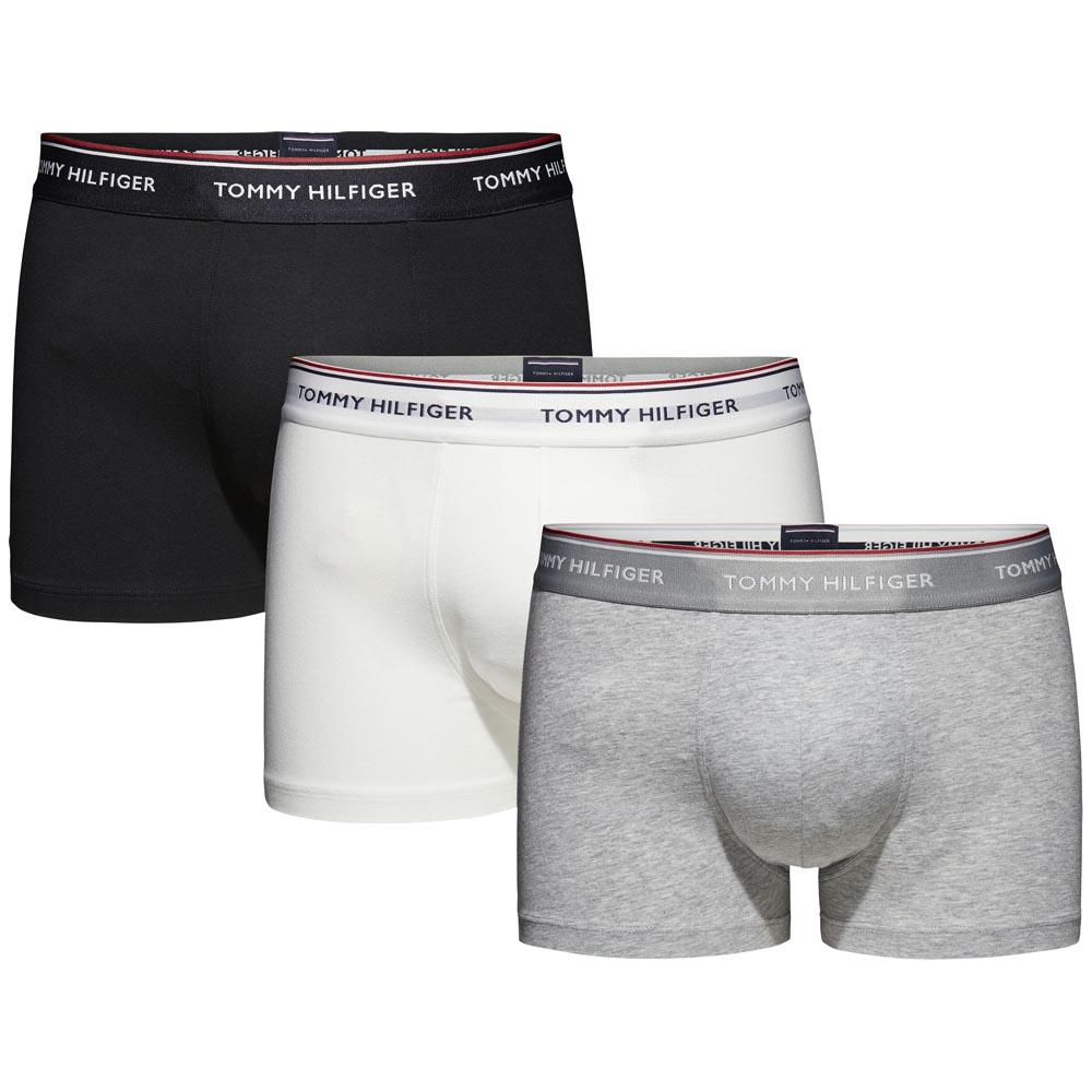 45c8616f67de Tommy hilfiger Stretch Trunk 3 Pack Premium Essential Multicolor, Dressinn