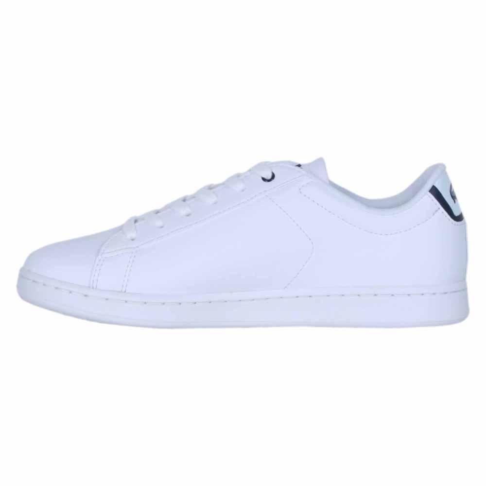 7882ea85bfc Lacoste Carnaby Evo BL 1 Branco comprar e ofertas na Dressinn Sneakers
