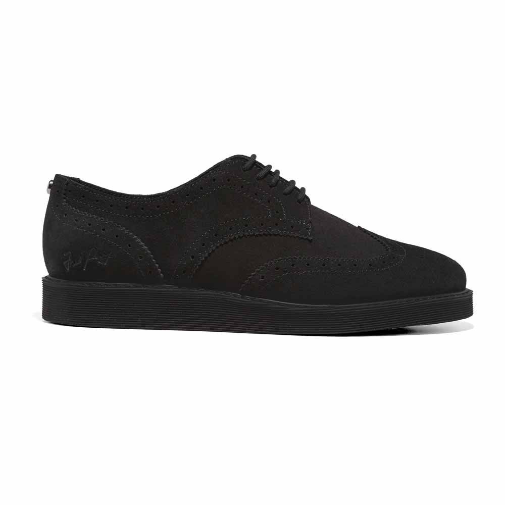 eaf39d50f7 Fred perry Newburgh Brogue Suede buy and offers on Dressinn