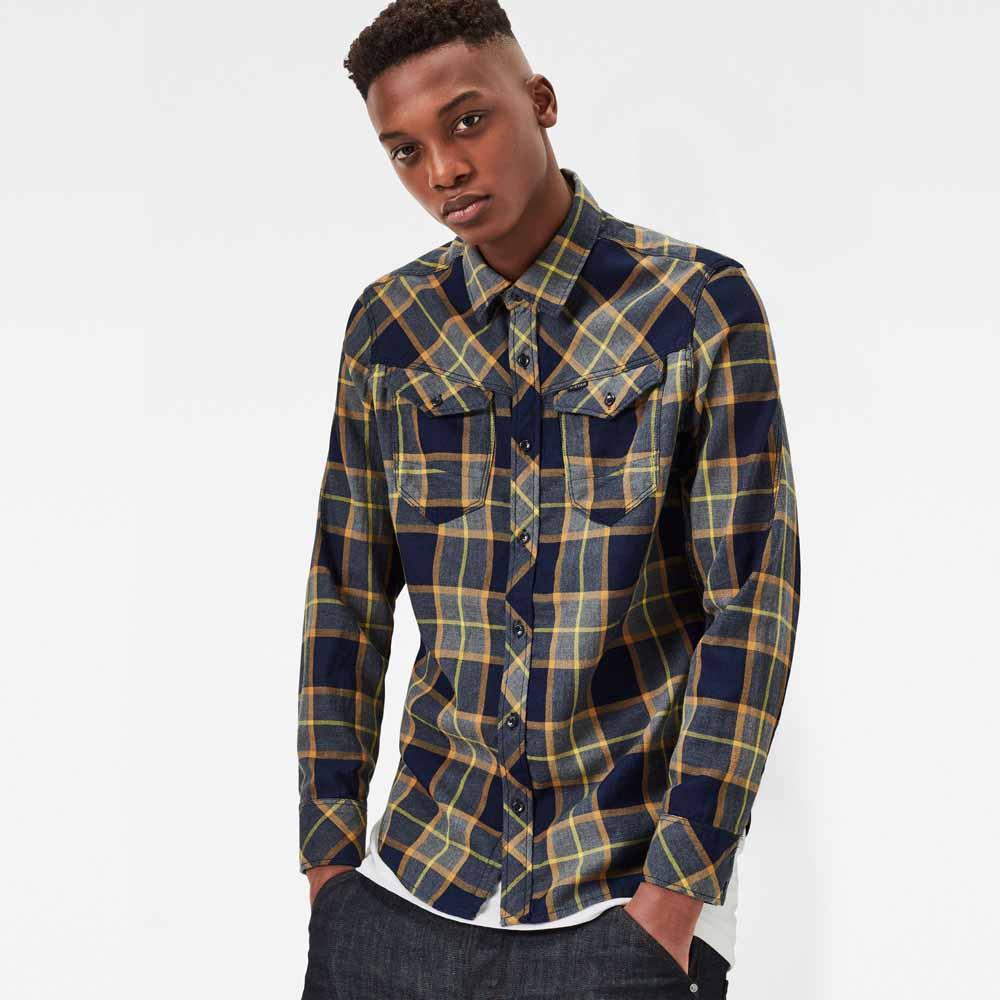 aeb7aa5c33dc3e Gstar Arc 3D Shirt L/S köp och erbjuder, Dressinn Skjortor