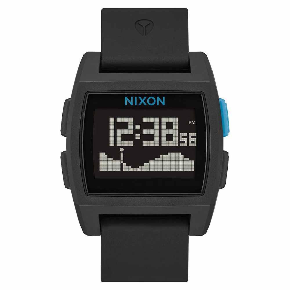 Relógios Nixon Base Tide One Size Black / Blue