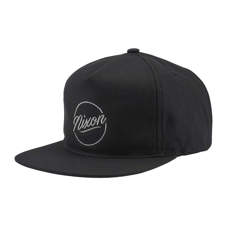 5f30ff43 Nixon Fore Strapback Hat