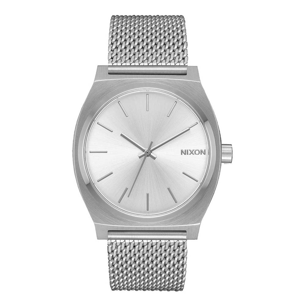 Relógios Nixon Time Teller Milanese One Size All Silver
