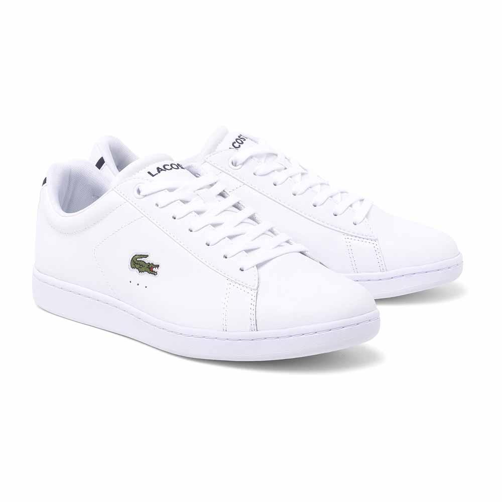 8ec7aac080f Lacoste Carnaby EVO BL 1 Branco comprar e ofertas na Dressinn Sneakers