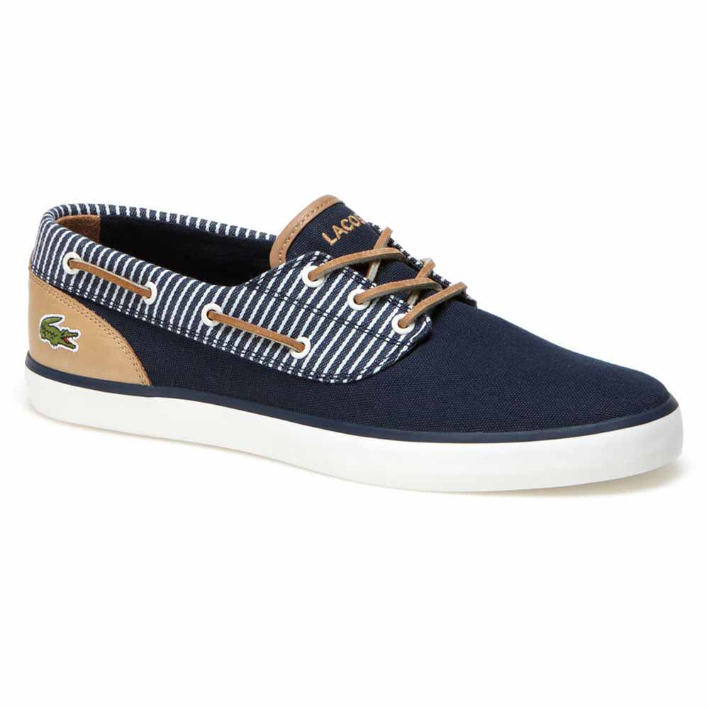 29701283c Lacoste Jouer Deck 117.2 Blue buy and offers on Dressinn