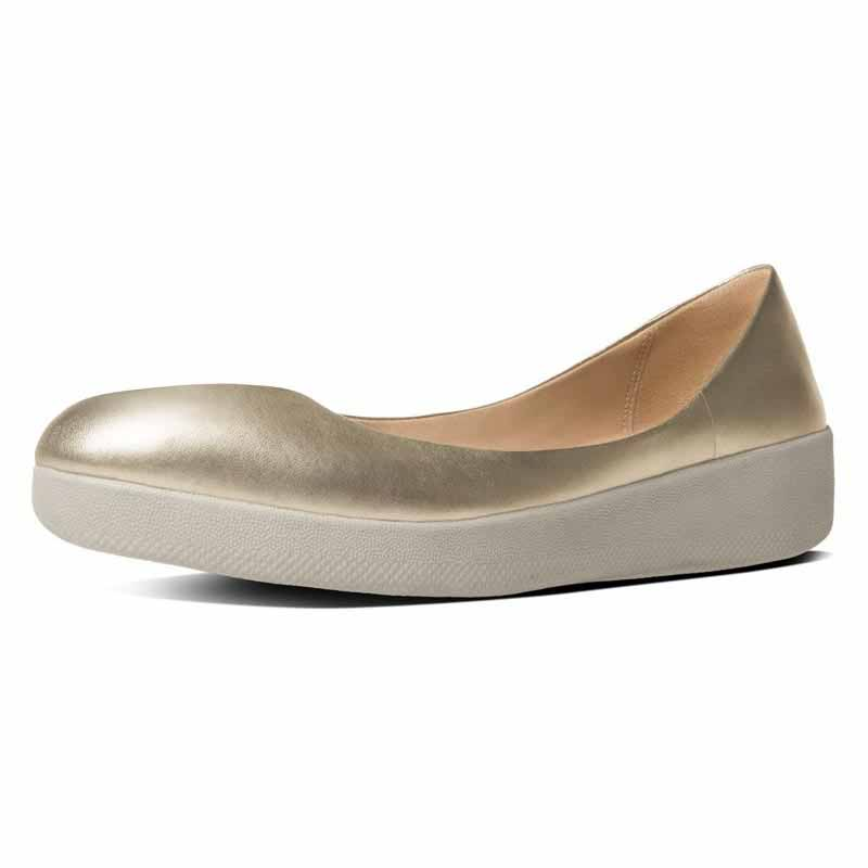 Fitflop Leather Superballerina