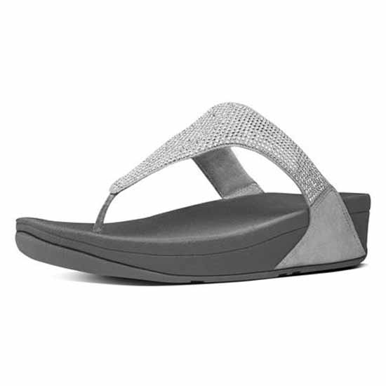 78e510c69222 Fitflop Slinky Rokkit Toe Post Grey buy and offers on Dressinn