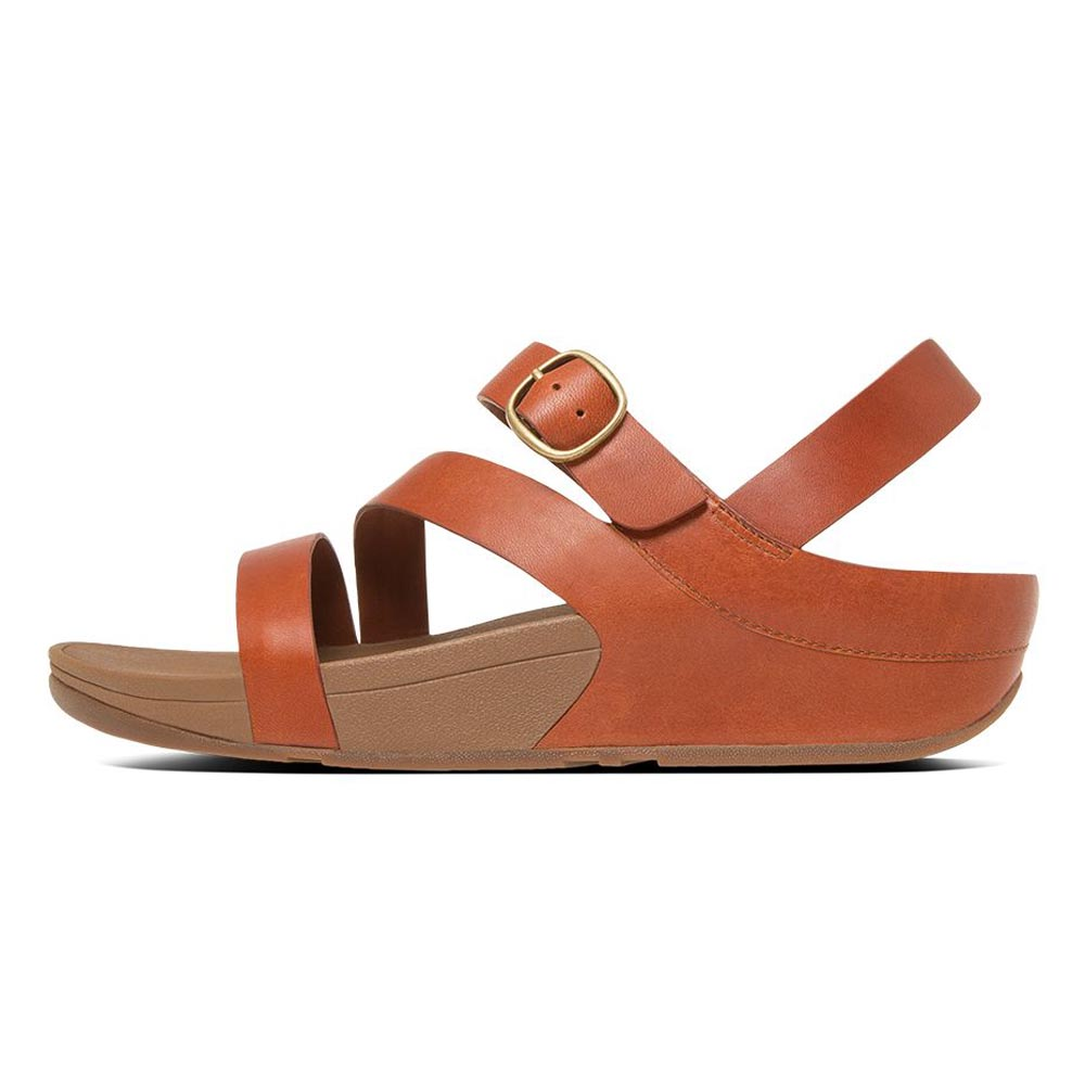 30c4e59fc1ab Fitflop The Skinny Z Cross Brown buy and offers on Dressinn