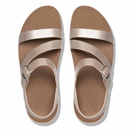 4d7f5d5acc1d Fitflop The Skinny Z Cross Silver buy and offers on Dressinn