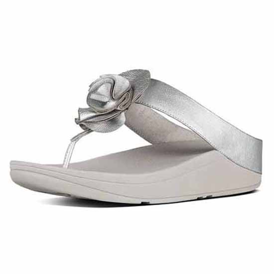016aede074b2 Fitflop Florrie Toe Post Grey buy and offers on Dressinn