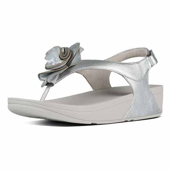 70bd9cda5a0c Fitflop Florrie White buy and offers on Dressinn