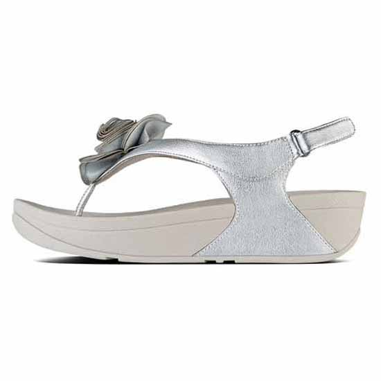 ba0a98e3a7c5 Fitflop Florrie White buy and offers on Dressinn