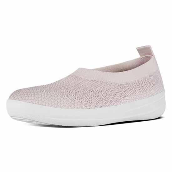selezione premium a416d e9406 Fitflop Überknit Ballerina Pink buy and offers on Dressinn