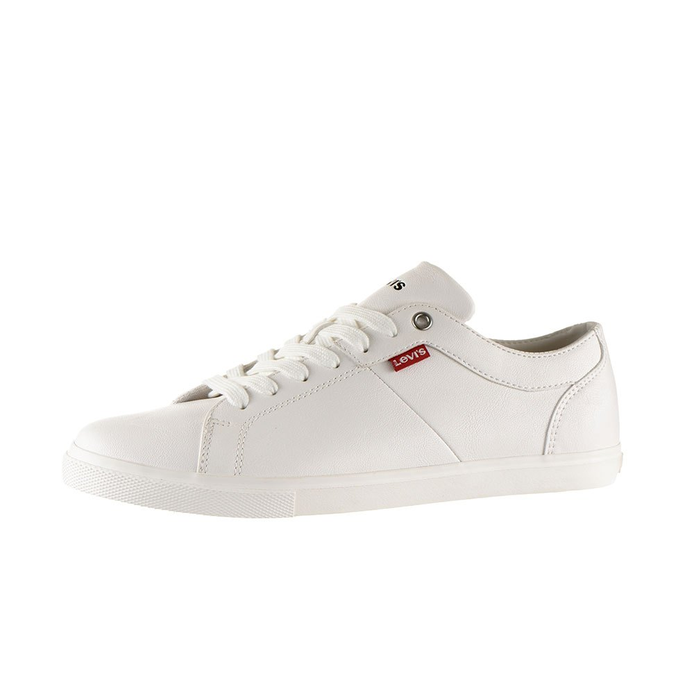 Sneakers Levis-- Woods EU 41 Brilliant White