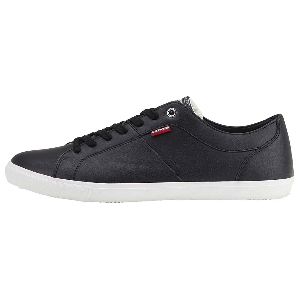 Sneakers Levis-- Woods EU 45 Regular Black