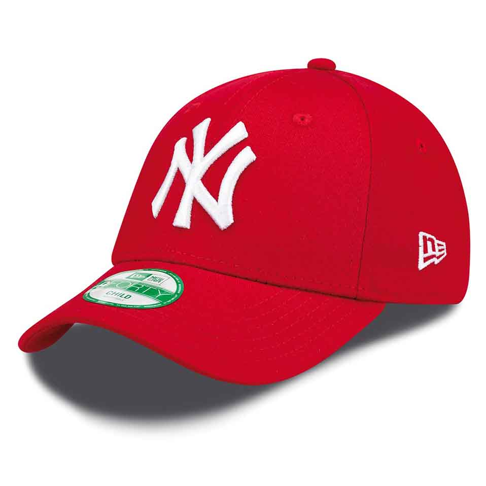 New era 9 Forty New York Yankees Red buy and offers on Dressinn b8ebe721817