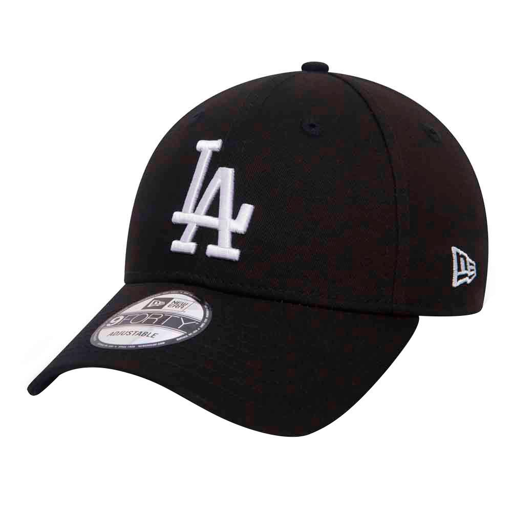 18d11d2b5cc43 New era 9 Forty Los Angeles Dodgers Black