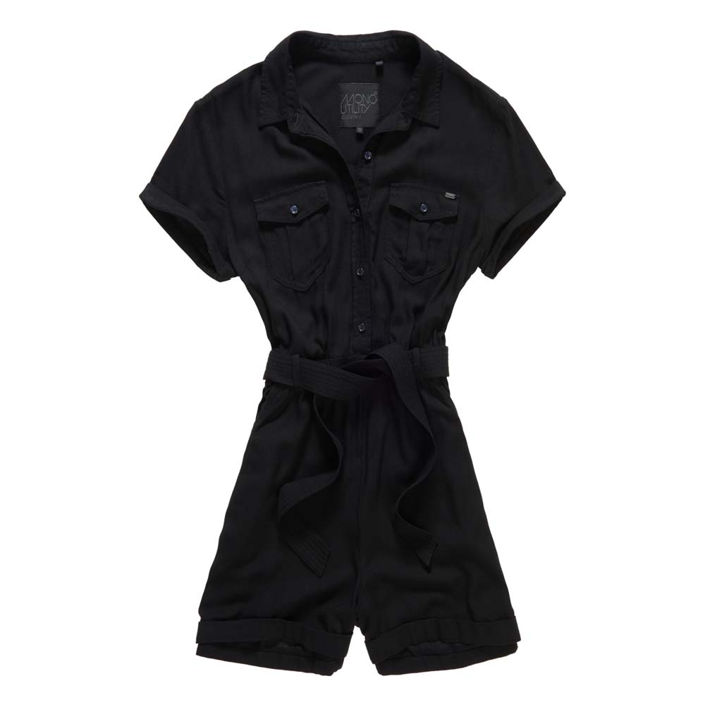 7c42e73837a Superdry Boho Utility Playsuit buy and offers on Dressinn