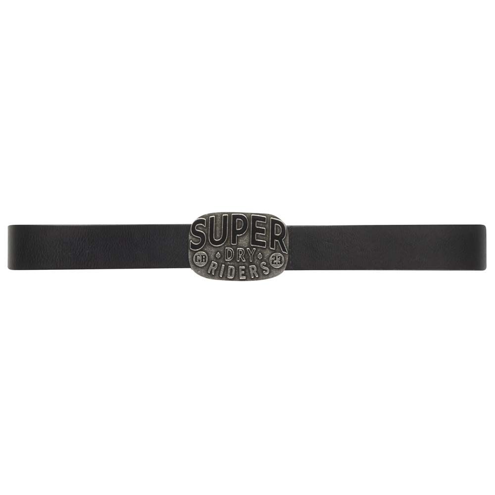 Superdry Dry Riders Belt Schwarz, Dressinn