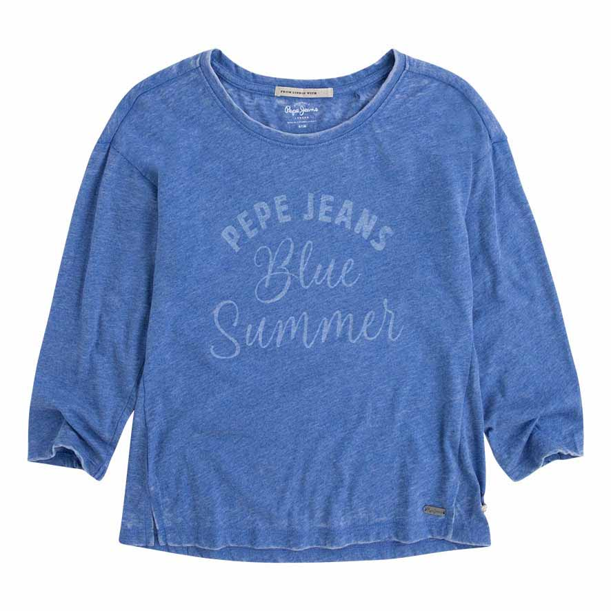 5c04fba0bac Pepe jeans Cindy Jr - Blue buy and offers on Dressinn