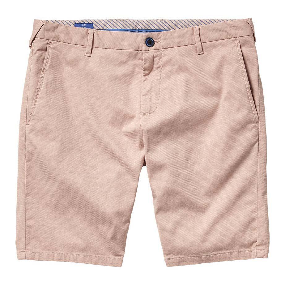 5e0e81cf35345 Pepe jeans James Jacquard Short Vermelho