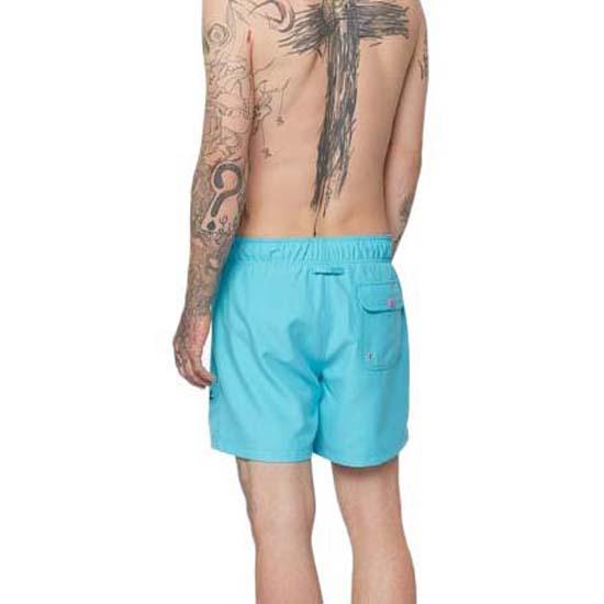 f6182030e0 Bench Corp Swim Short Blue buy and offers on Dressinn