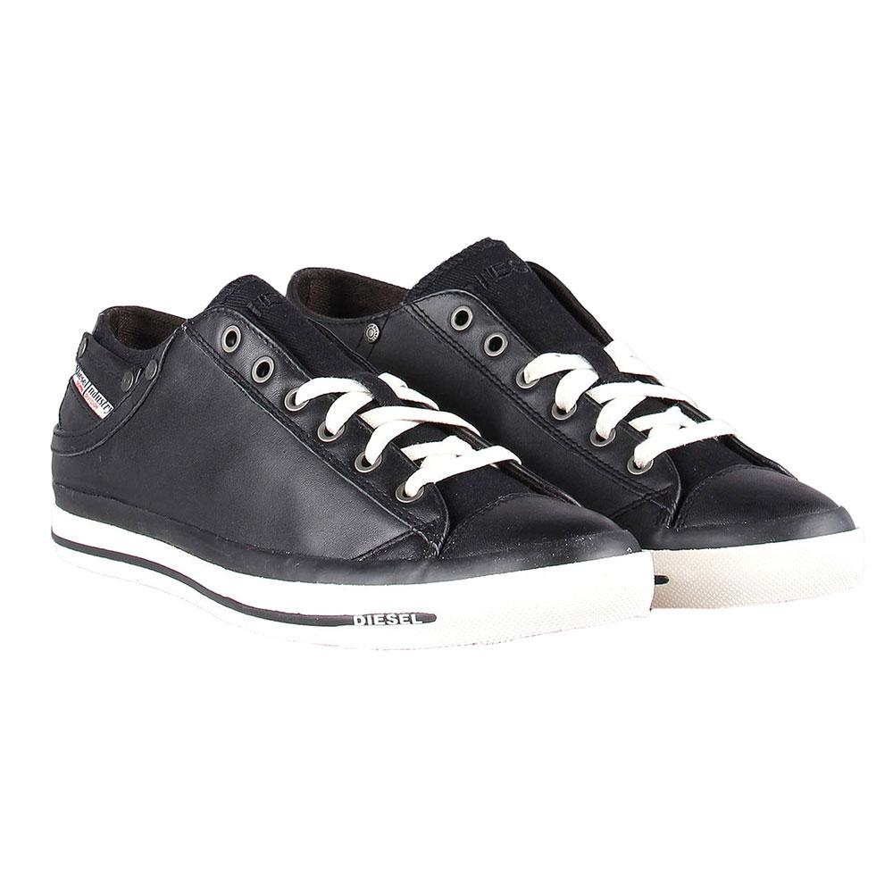 Sneakers Diesel Exposure Low I EU 39 Black