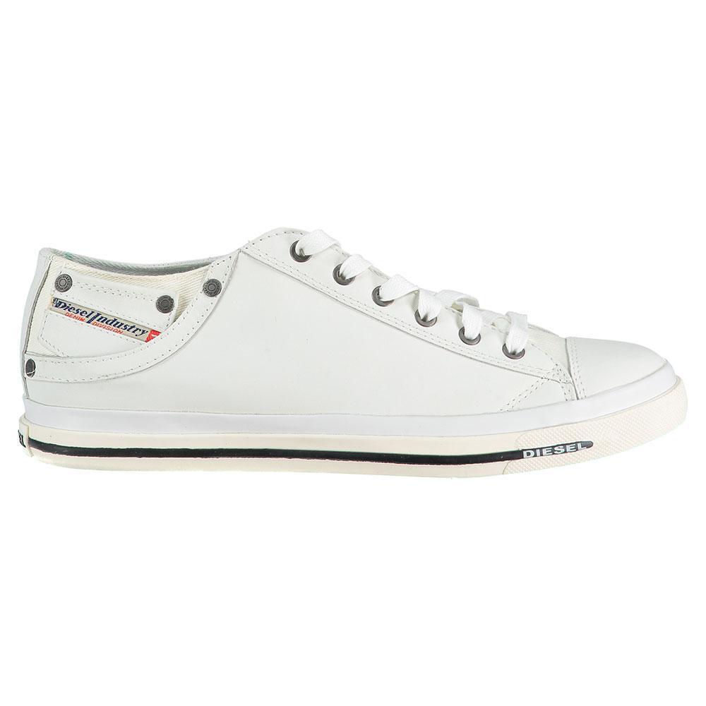 Sneakers Diesel Exposure Low I EU 42 1/2 White