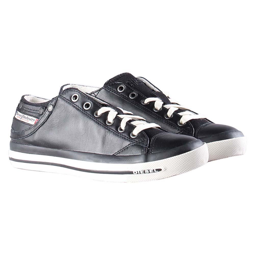 Sneakers Diesel Exposure Iv W EU 35 Black / Black
