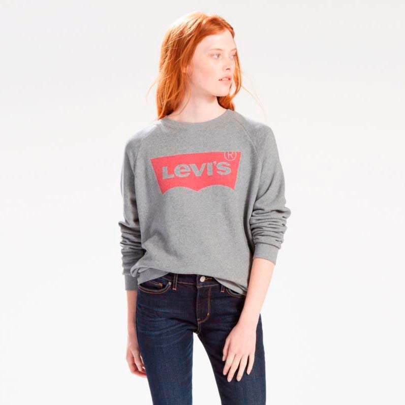 Levi´s ® Relaxed Graphic Crew