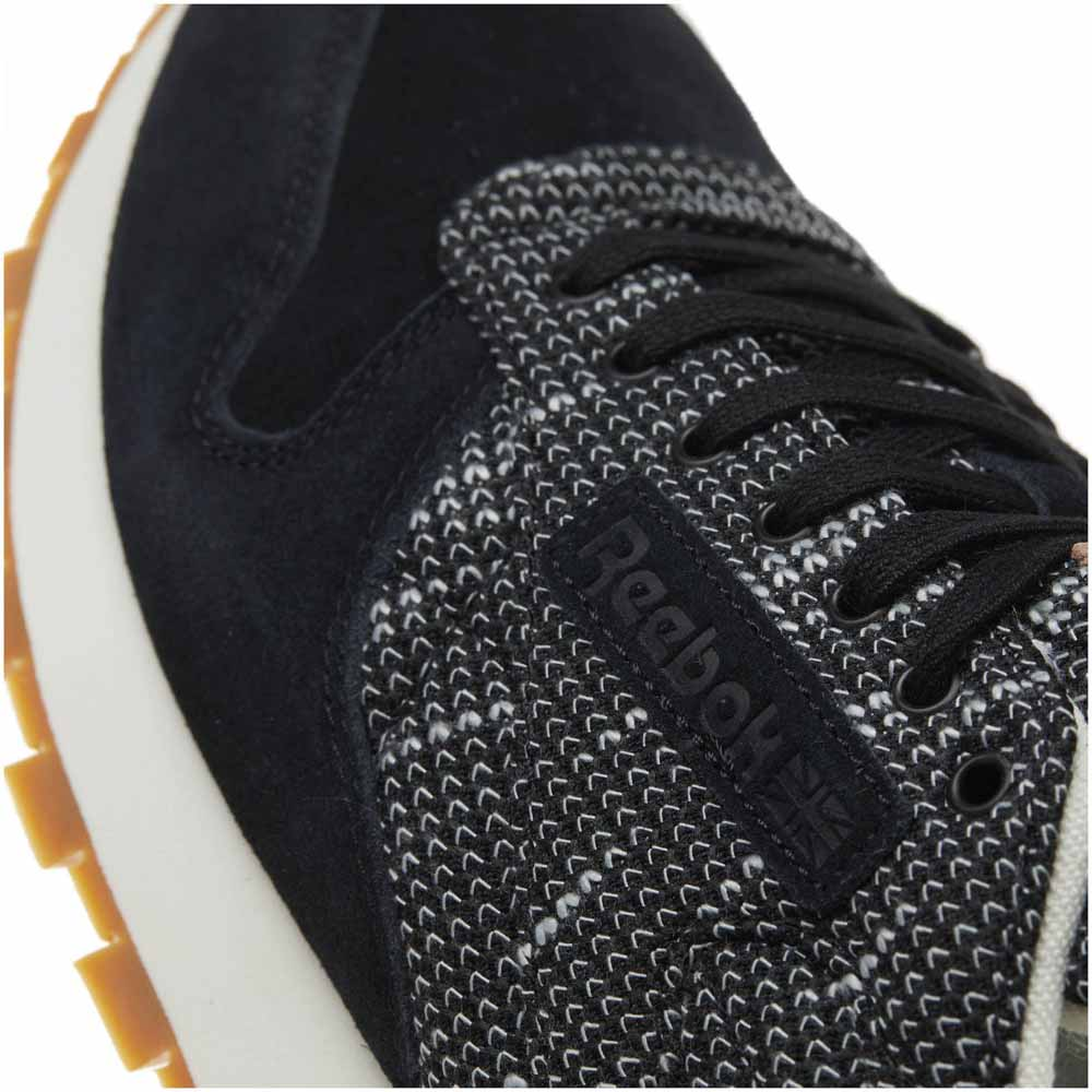 d36e2636db20a Reebok classics Cl Leather Ebk Black buy and offers on Dressinn