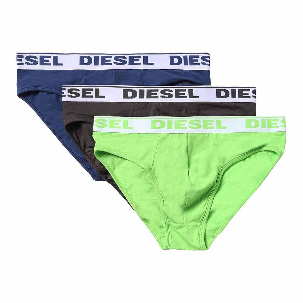 c3ee903dbed Diesel Umbr Andre 3 Pack Underpants Multicolor