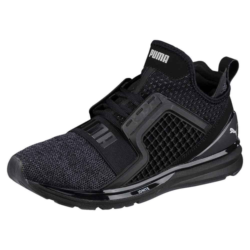 17772eee0ce Puma select IGNITE Limitless Knit Black