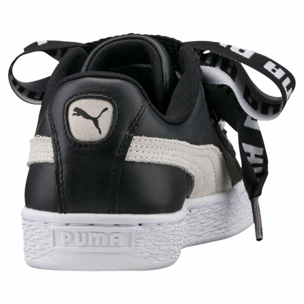 17c2e3840170dc Puma select Basket Heart DE Black buy and offers on Dressinn