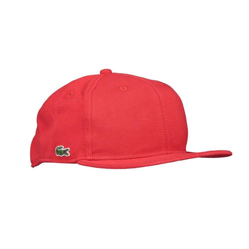 LACOSTE LIVE! Pique Cap - Multicolor buy and offers on Dressinn 0957c2ff22e3