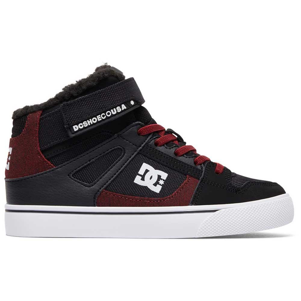 Dc shoes Spartan High Wnt Ev Boy Black
