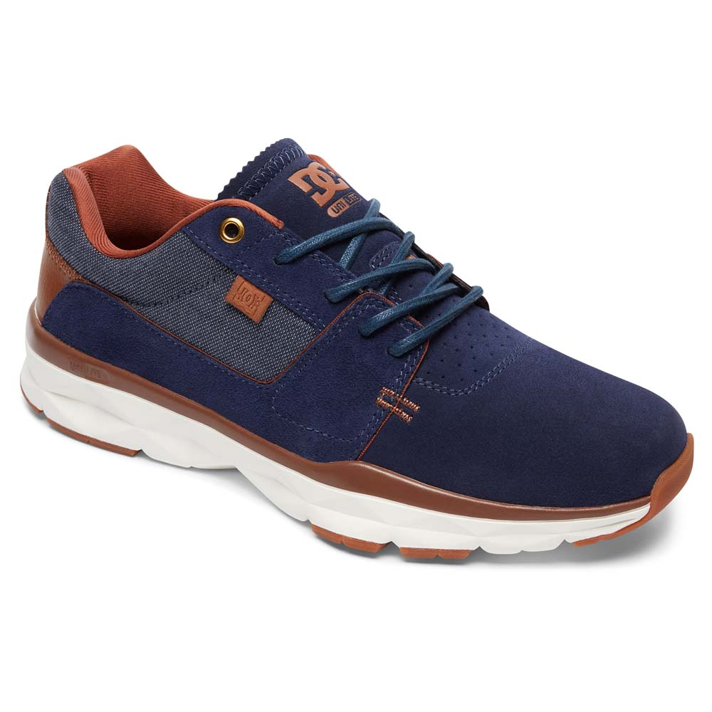 71666d53f203d8 Dc shoes Player Se Shoe Blue buy and offers on Dressinn