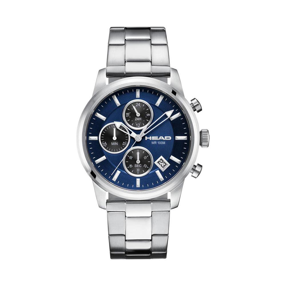 Relógios Head Match Point One Size Metal / Blue