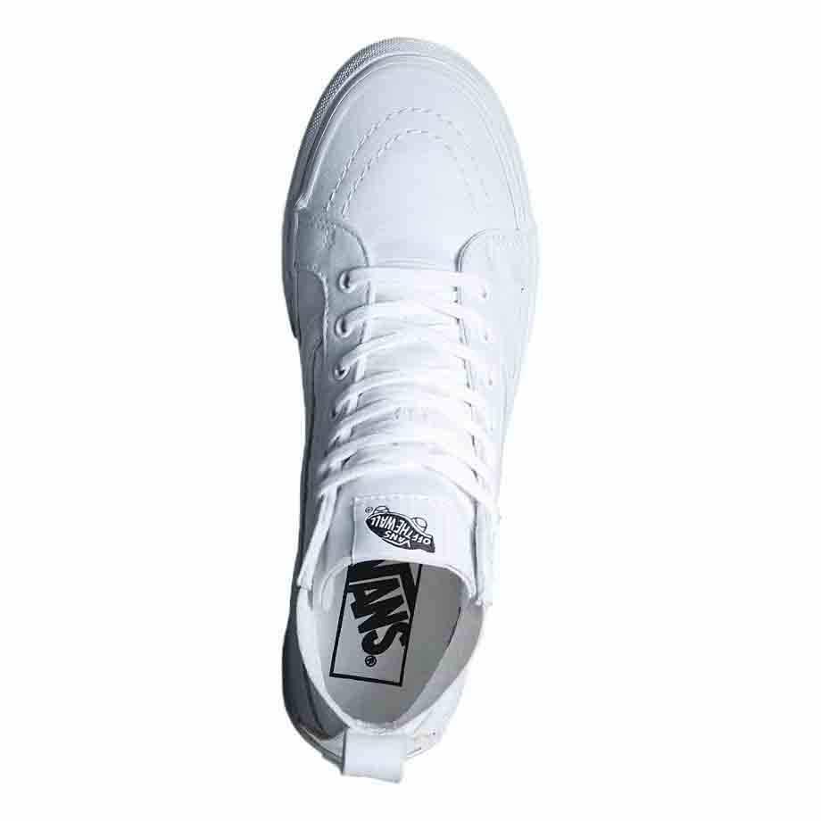 30799ae48b9 Vans SK8-Hi Slim Gore White buy and offers on Dressinn