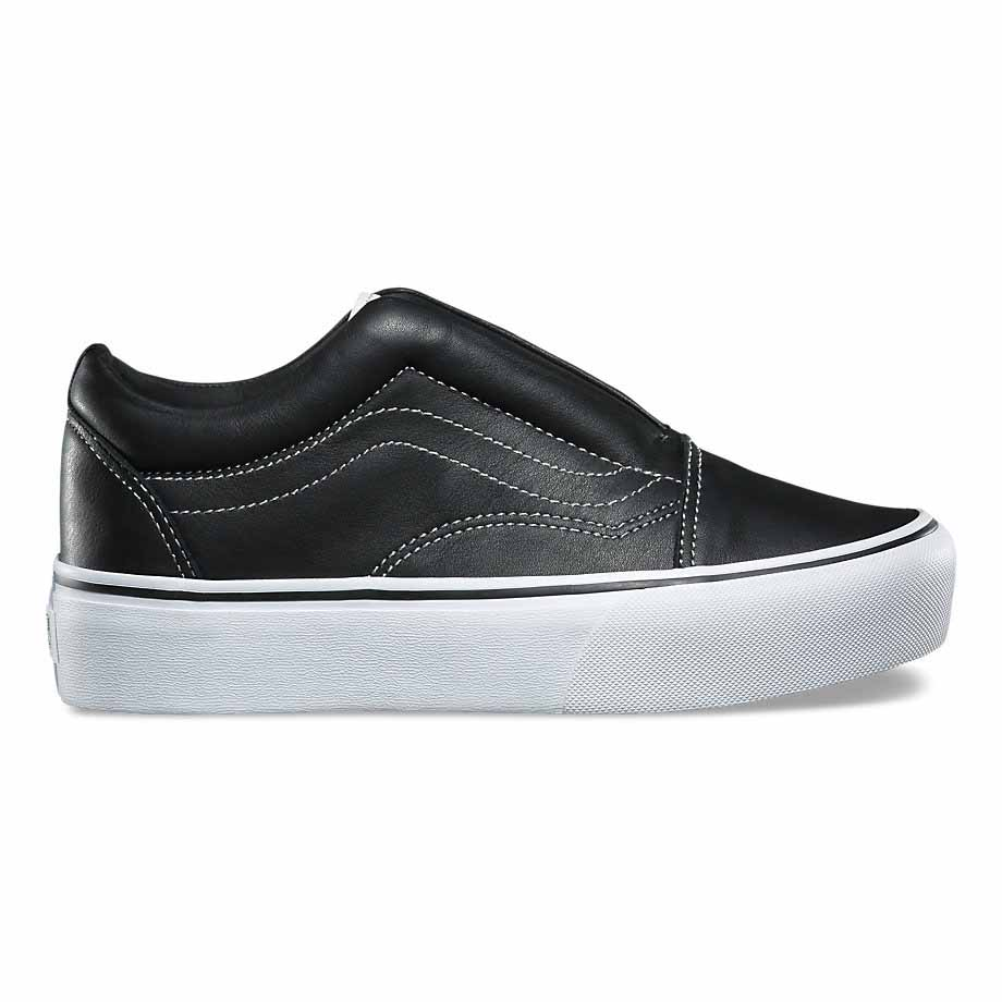 a7b516601836 Vans Old Skool Laceless Platform buy and offers on Dressinn