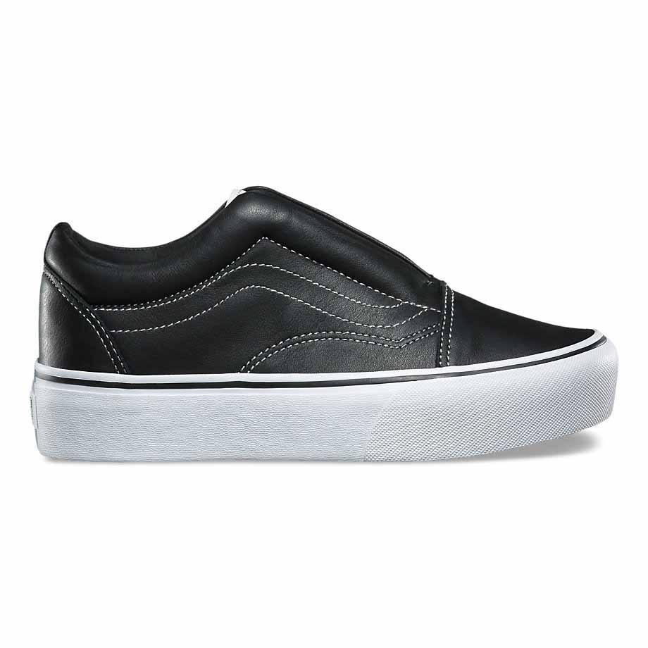 Vans Old Skool Laceless Platform , Dressinn Sneakers