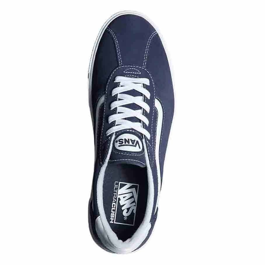 Vans Wally 3 Blue buy and offers on Dressinn bda5caa6b