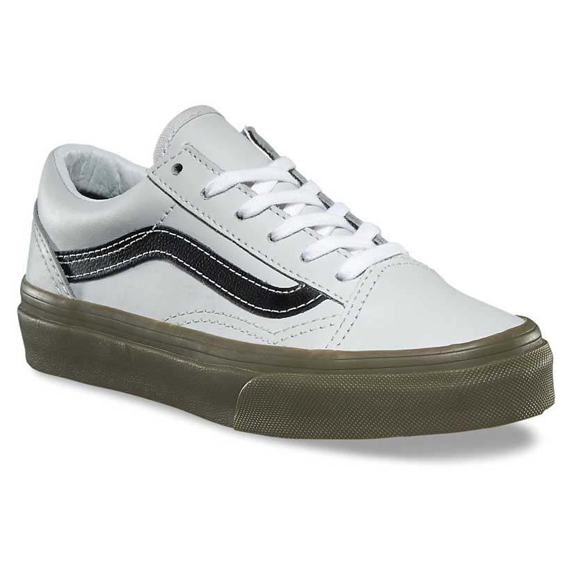 d23ce5e9596e Vans Old Skool Gray   Black   Gum buy and offers on Dressinn